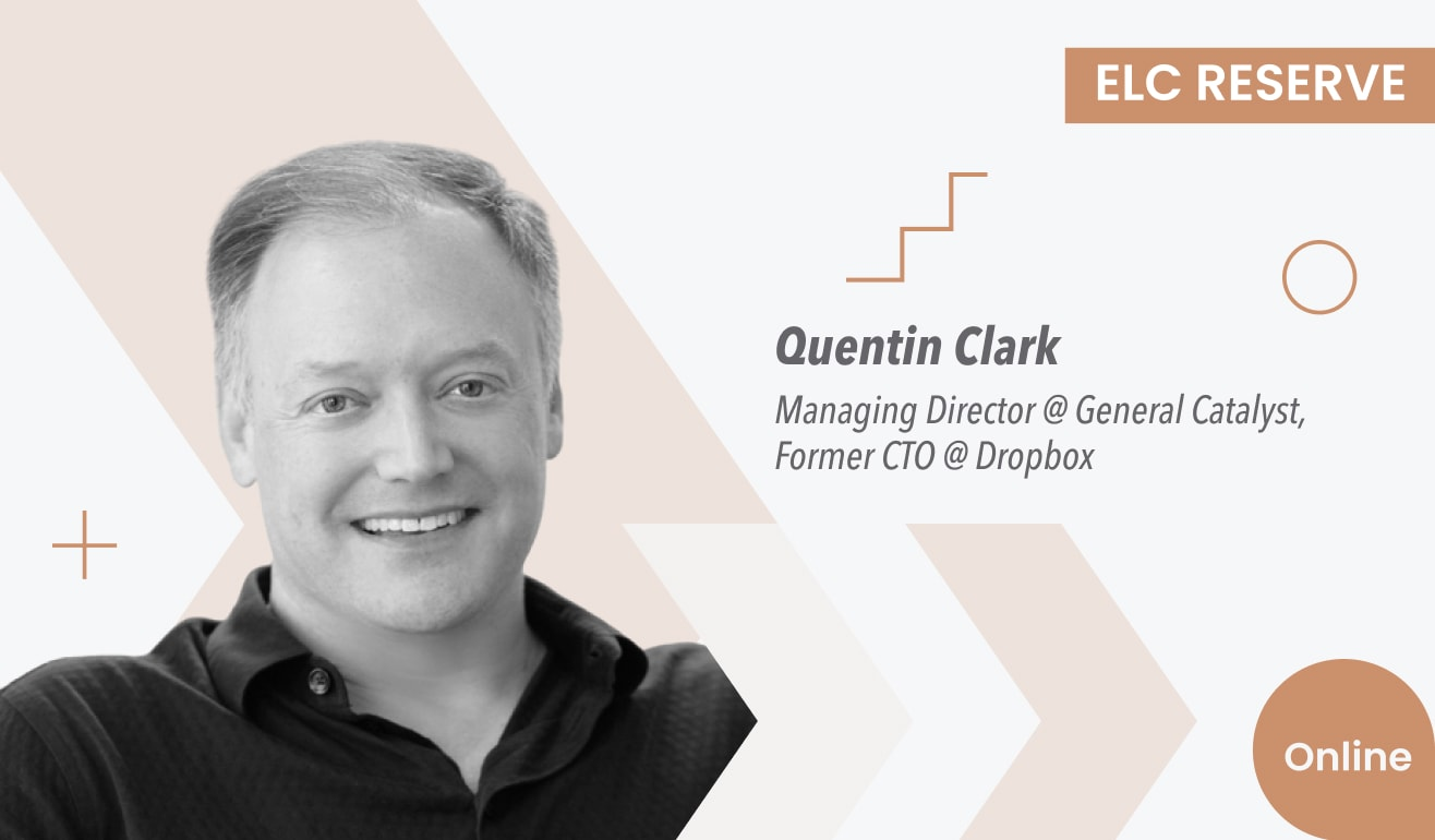 Make the Leap to Founder: A Conversation with Quentin Clark