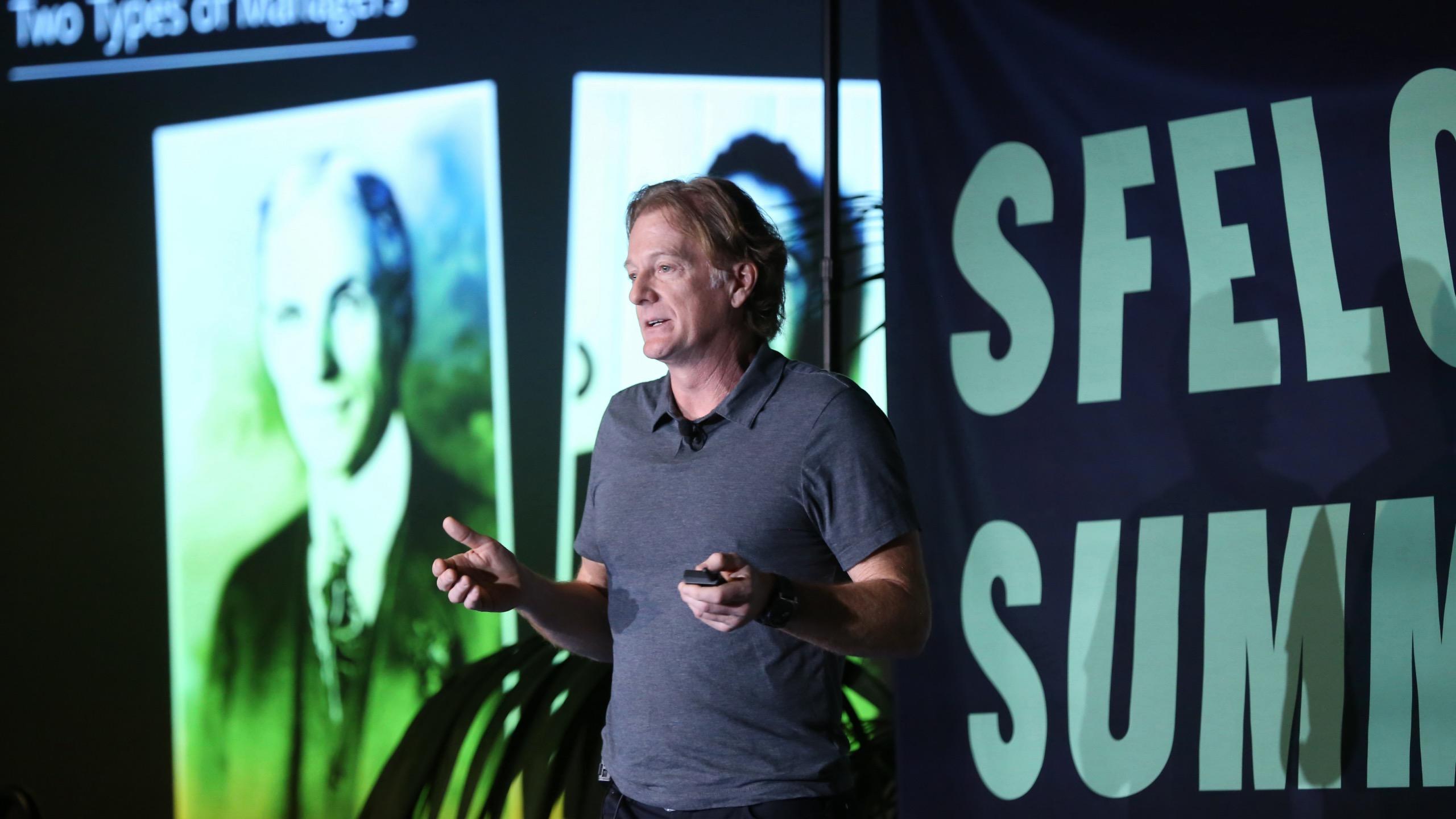 SFELC - Keynote - Managing Creative Teams